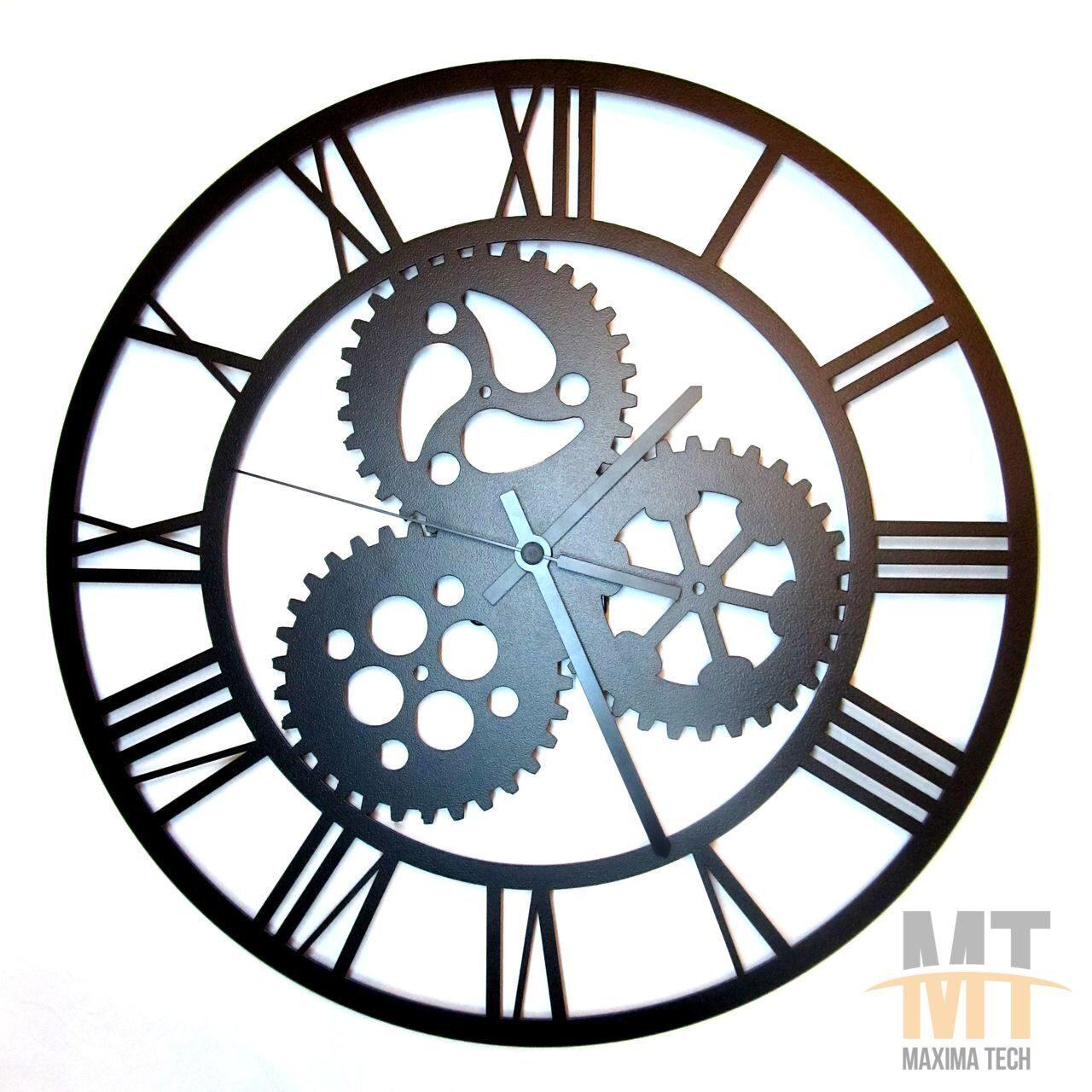 Стимпанк часы калининград